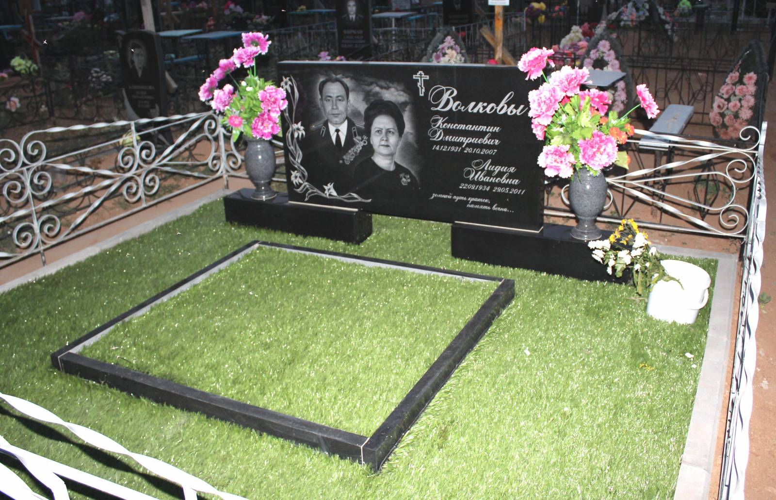 Установка памятника на могилу своими руками ирбит